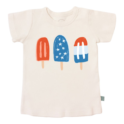 Graphic Tee, Popsicles