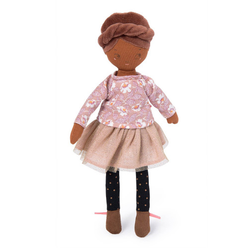 Mademoiselle Rose Small Doll