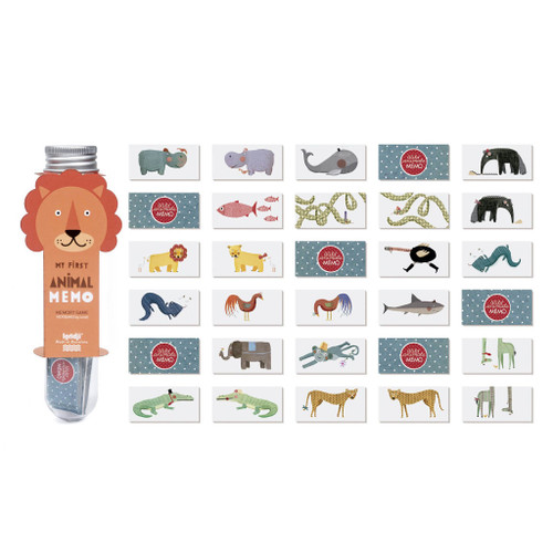 Wild Animals Microgame