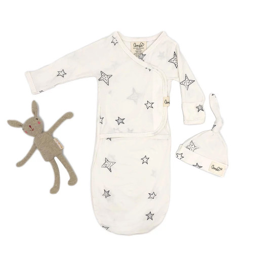 Skin to Skin Baby Sleep Bag Set, Stars