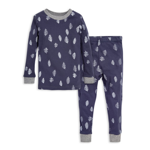 Burt's Bees Baby Organic Pajama Set, In the Pines