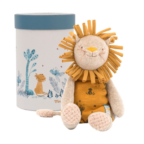 Paprika the Lion Toy