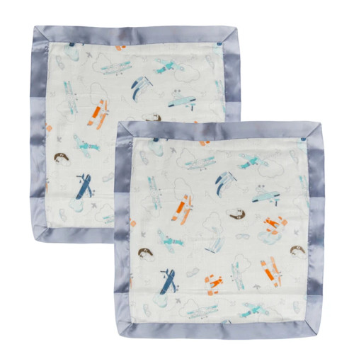 Security Blanket 2-pack, Born to Fly