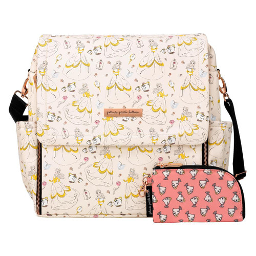 Petunia Pickle Bottom Boxy Backpack, Whimsical Belle