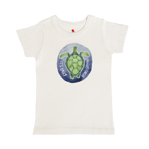 Graphic Tee, Turtle (It's Easy Being Green)