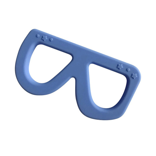 Silicone Glasses Teether, Ocean
