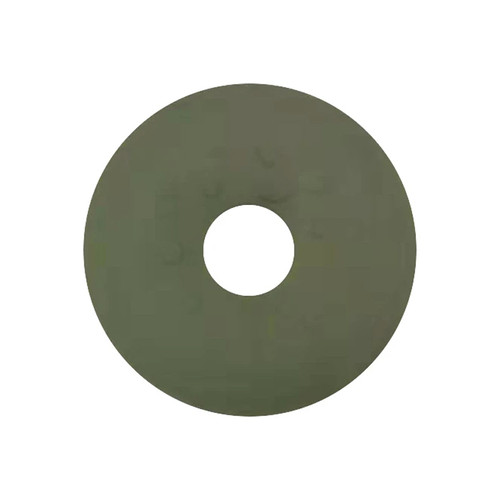 Silicone Doughnut Teether, Olive