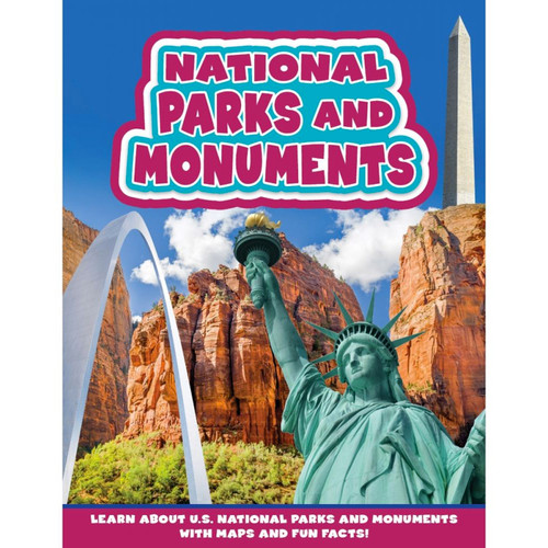 National Parks and Monuments Book