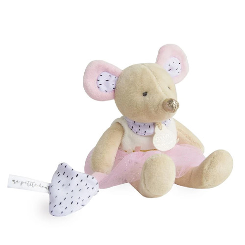 Tooth Fairy Friend, Pink Suzie Mouse