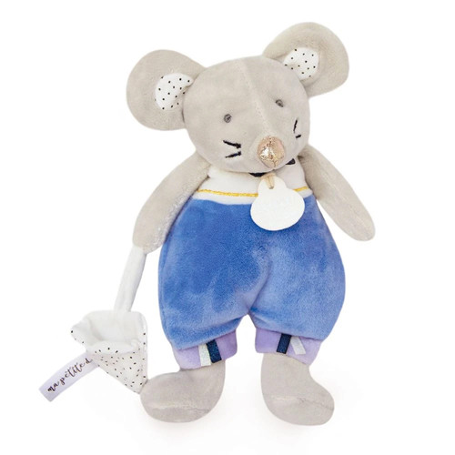 Tooth Fairy Friend, Blue Emile Mouse