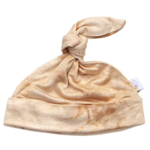 Knotted Hat / Salted Caramel