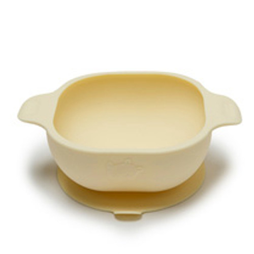 Silicone Snack Bowl, Sunny Yellow