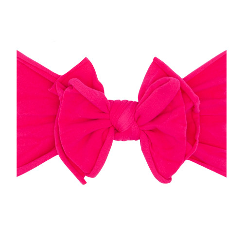 FAB-BOW-LOUS Bow, Hot Rose