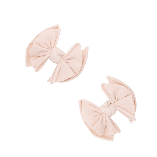 2-Pack Baby FAB Clips, Petal