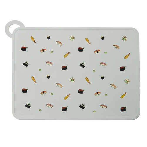 Silicone Placemat, Sushi