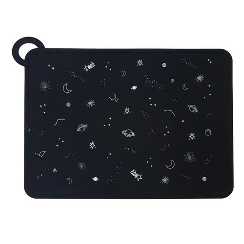 Silicone Placemat, Space