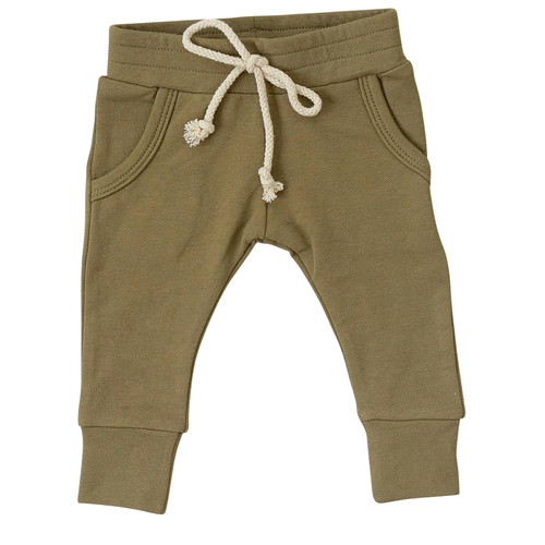 French Terry Joggers, Fern