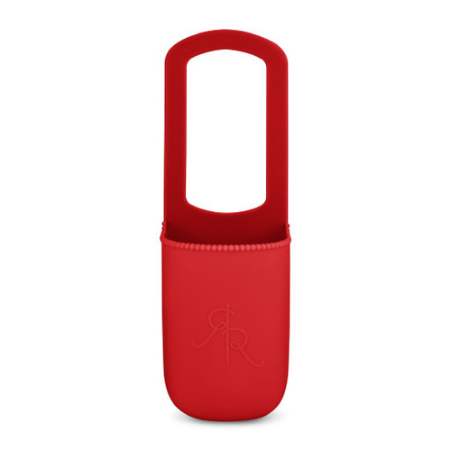Limited Edition Silicone Cutie Holder, Red