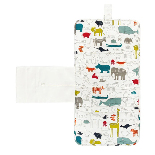 On The Go Portable Changing Pad, Noah's Ark