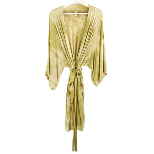 Lounging Robe / Key Lime Pie