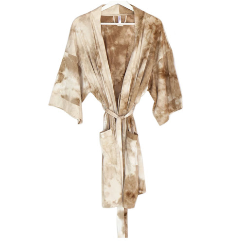 Lounging Robe / Rootbeer Float