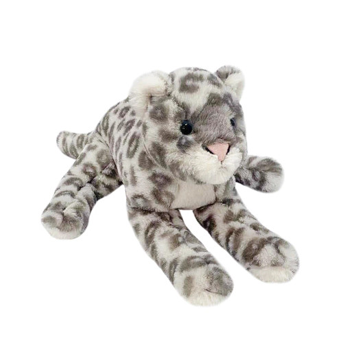 Lucy the Leopard Plush