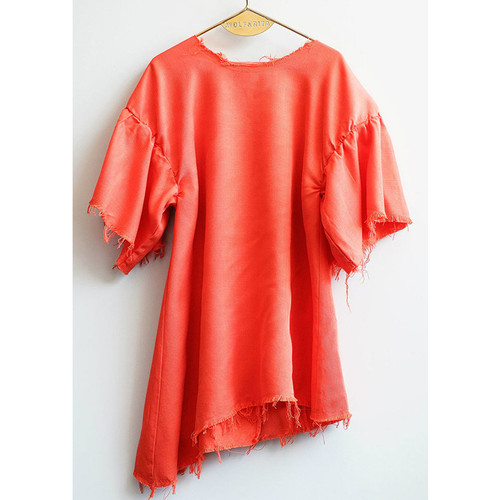 Wolf & Rita Julieta Blouse, Red