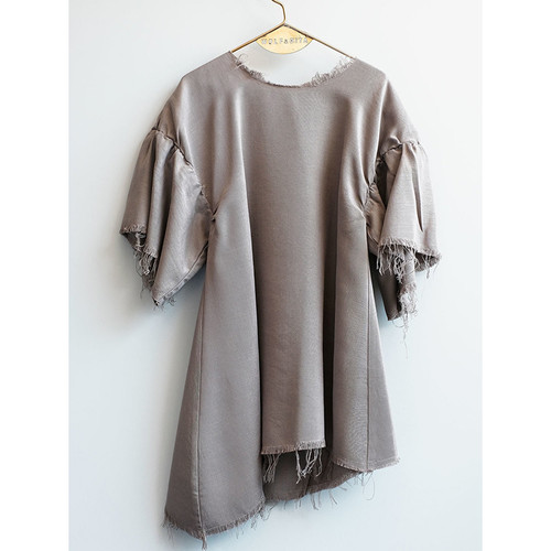 Wolf & Rita Julieta Blouse, Grey