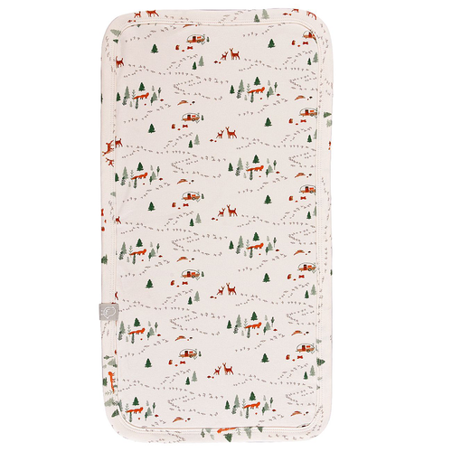 Burp Cloth, Into The Woods