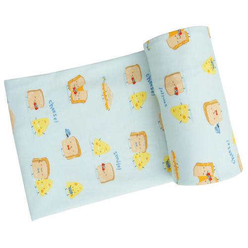 Stretch Swaddle, Say Cheese!