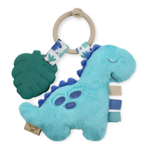 Itzy Pal™ Teether Toy, Dino