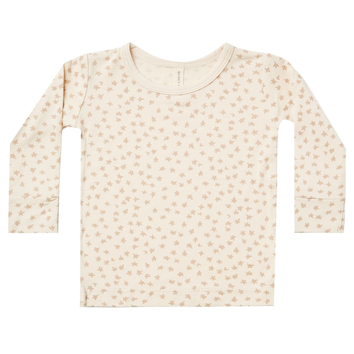 Bamboo Long Sleeve Tee, Scatter