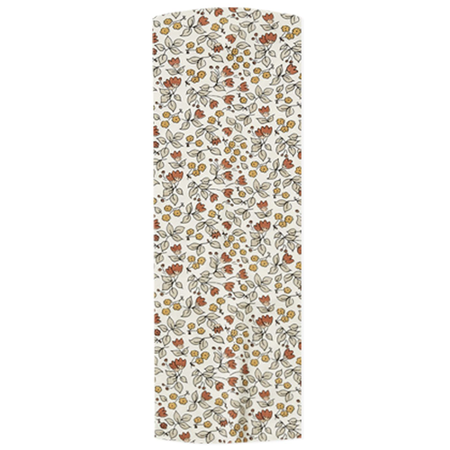 Bamboo Baby Swaddle, Fleur