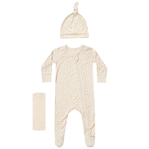 Bamboo Layette Set, Scatter