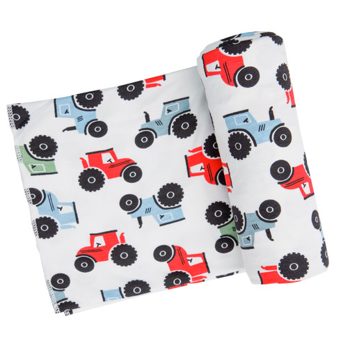 Stretch Swaddle, Tractors