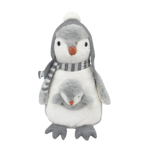 Pebble the Penguin and Baby Plush