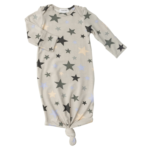 Knot Gown, Camo Stars