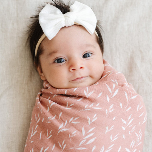 Bamboo Swaddle, Willow