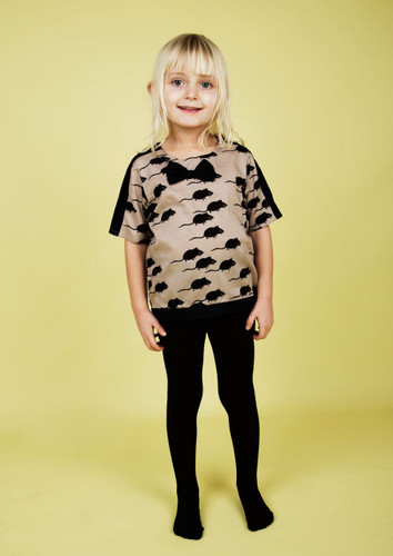 Mini Rodini Mouse Blouse