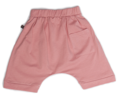 Oeuf Jersey Shorts, Rose
