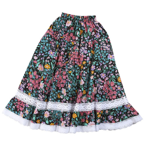 Violet Skirt, Gypsy Black