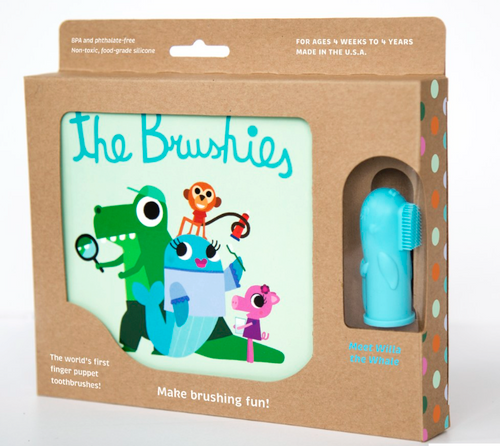 The Brushies Book with Willa Brushie