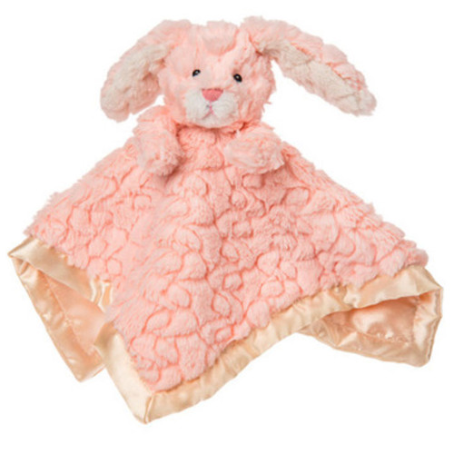 Putty Bunny Security Blanket, Pink