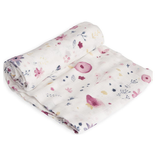 Deluxe Swaddle, Fairy Garden
