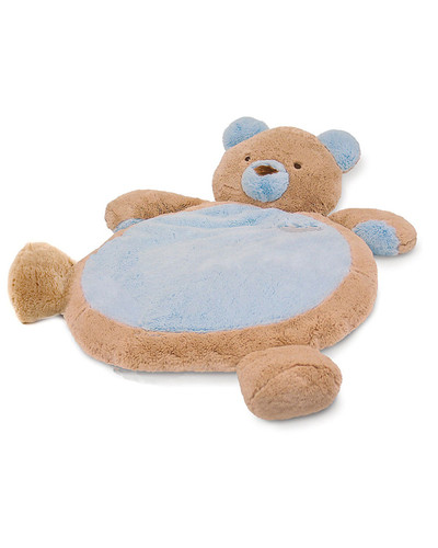 Play Mat, Blue Bear