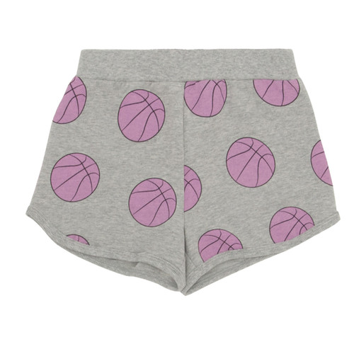 Basketball Shorts, Grey