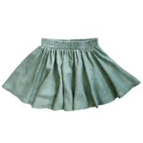 Twirl Skirt, Green