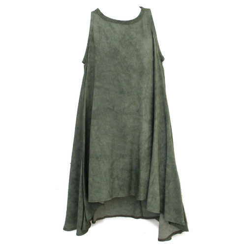 Twirl Dress, Green