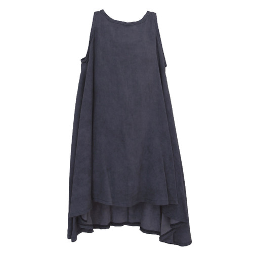 Twirl Dress, Charcoal