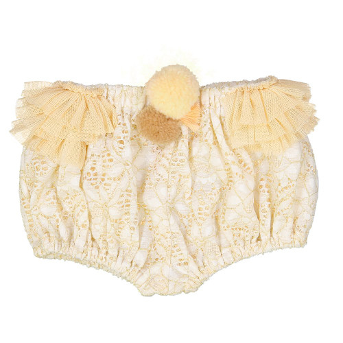 Ella Lace Bloomer